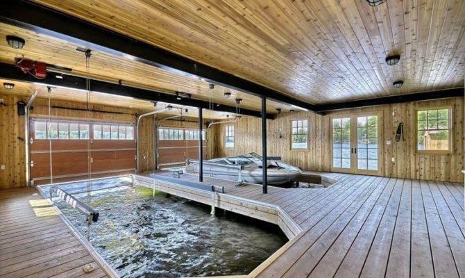 Landmarks Water Top Amazing Floating Boathouses