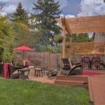 Landscaping Deck Design Ideas Small Backyards