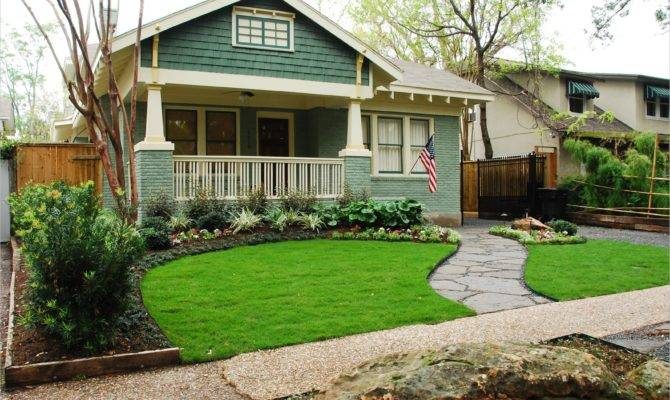 Landscaping Ideas Front Yard Water Feature Garden Post
