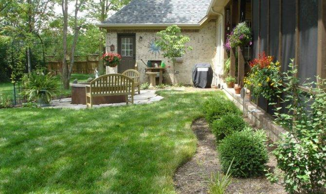 Landscaping Stone Garden Ideas Small Houses
