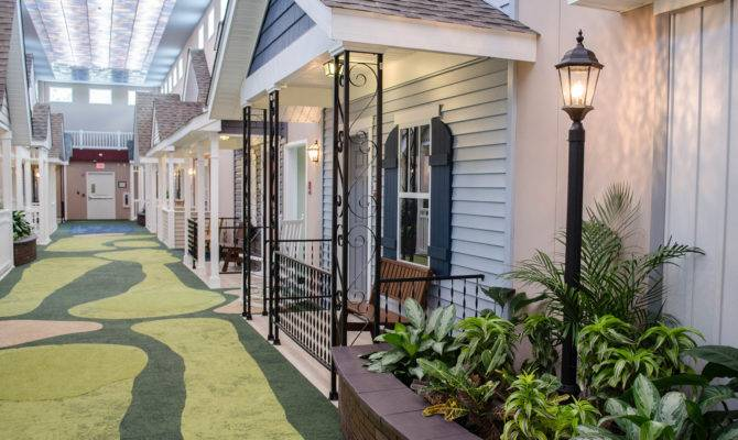 Lantern Indoor Assisted Living Center Features Front