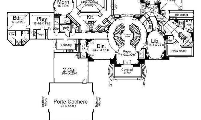 Large House Plans Smalltowndjs