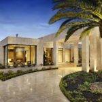 Large Luxurious Modern Mansion Melbourne Wearing Contemporary Style