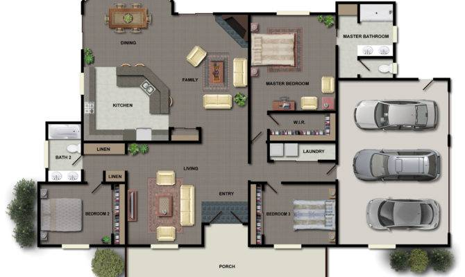 Large Modern House Plans Ideas Plan