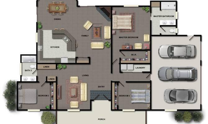 Large Modern House Plans Ideas Plan
