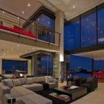 Large Modern Open Living Room Dream Home Called Lam House