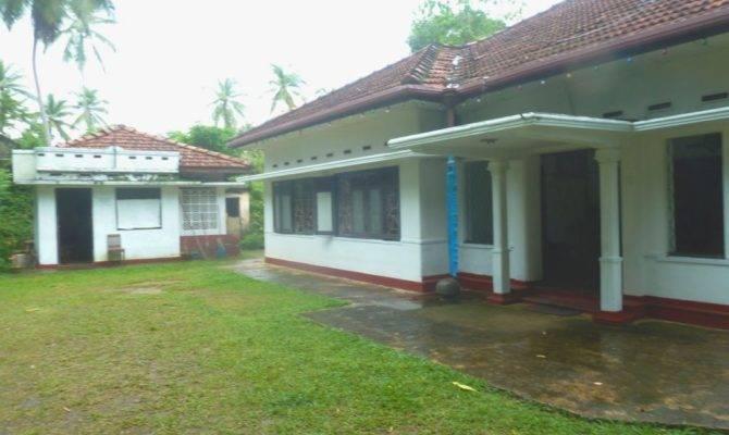 Large Plot Spacious House South Sri Lanka Property