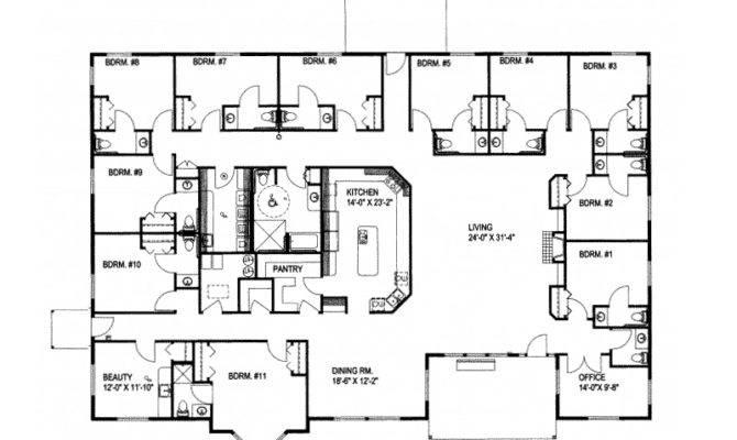 Large Ranch House Plans Smalltowndjs