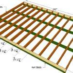 Large Shed Plans Outdoor Diy Wooden