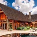 Large Wooden House Plans