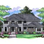 Larksmore Prairie Home Plan House Plans More