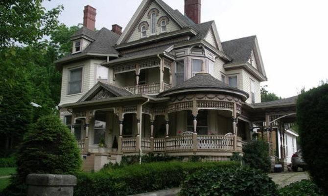 Late Victorian Era Architecture Homes Designs Color