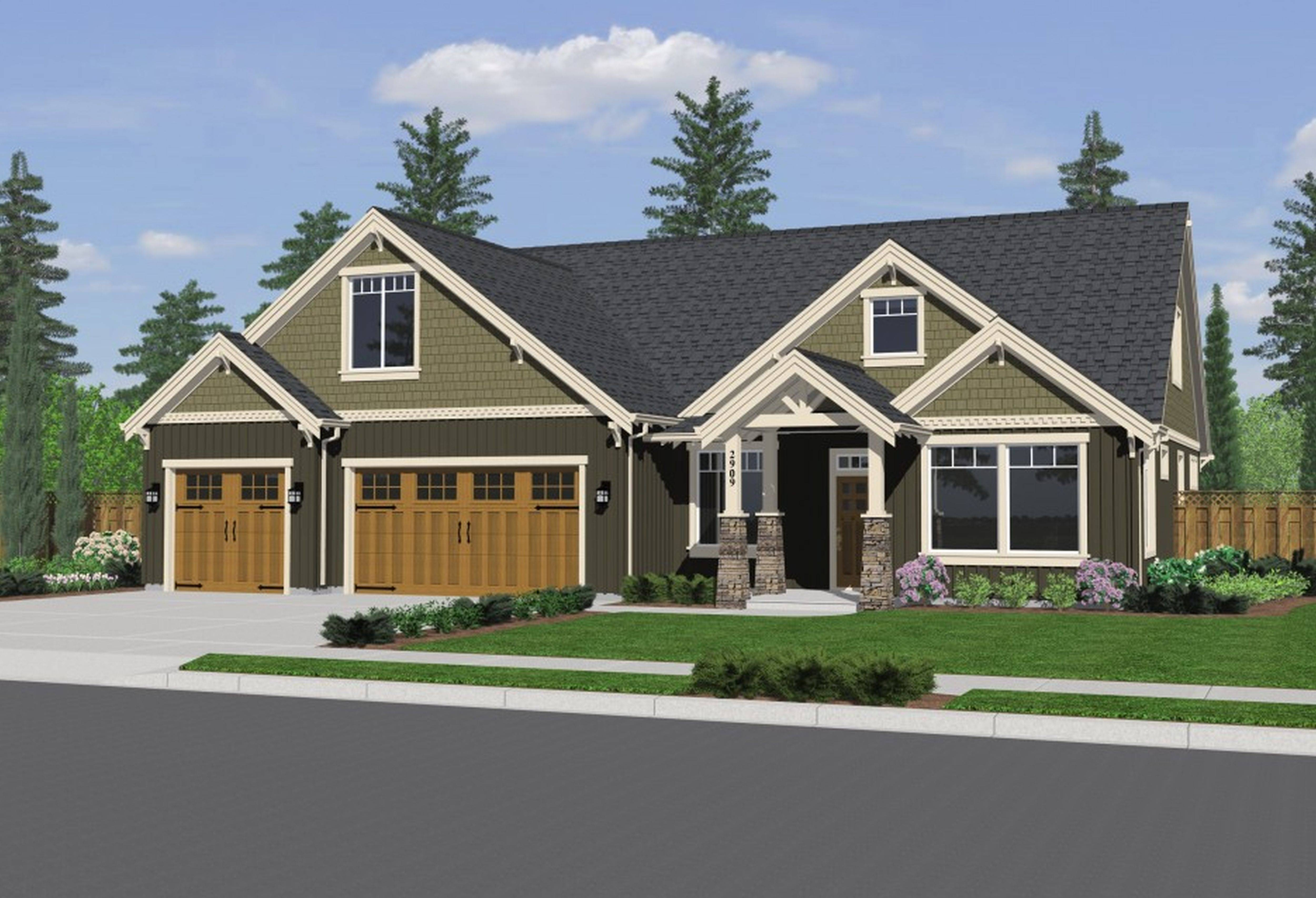 Latest House Outdoor Color Has Gray Exterior