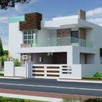 Latest Modern House Front Designs Ghar Banavo