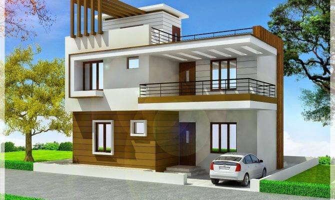 Lattest Architectural Design House Duplex Joy Studio