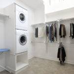 Laundry Room Master Bedroom Closet Homes Decoration Tips