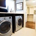 Laundry Walk Closet