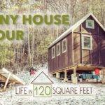 Laura Matt Tiny House Asheville Shelter