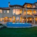 Lavish Mediterranean Estate Lake Views Jenkins