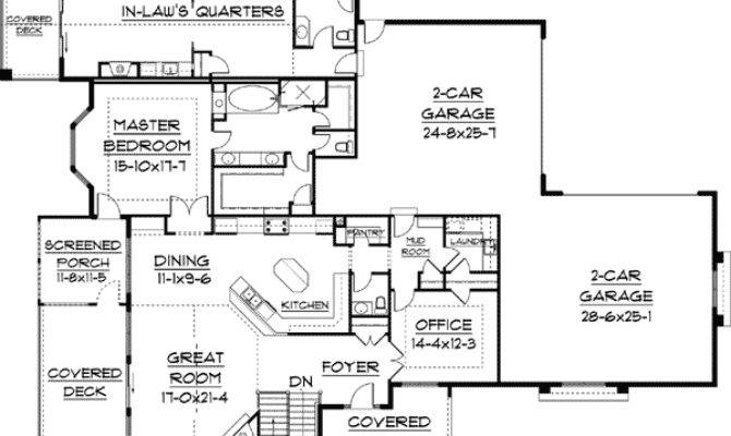 5 House Plans With Mother In Law Quarters Ideas That ...