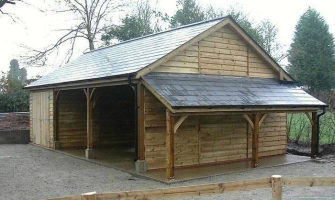 Lean Carport Plans Building Wooden Shed Woodpdfplan