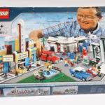 Lego City Town Plan Anniversiry Set Cinema Hall