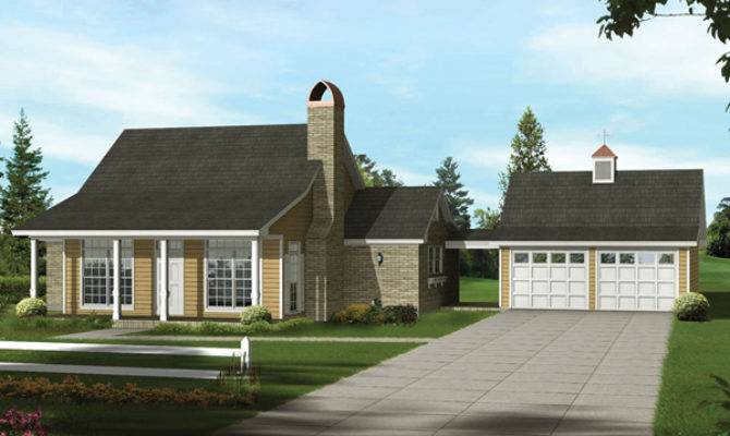 Lemoncove Acadian Ranch Home Plan House Plans