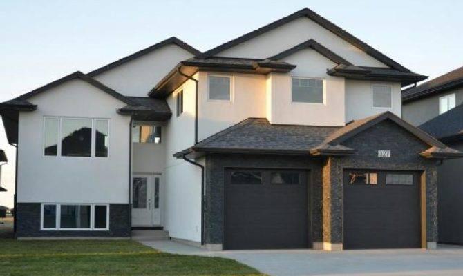 Level House Plans Garage