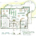 Library Building Plans House Home Designs