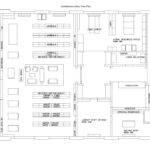 Library Floor Plan Architecture Rensselaer Polytechnic