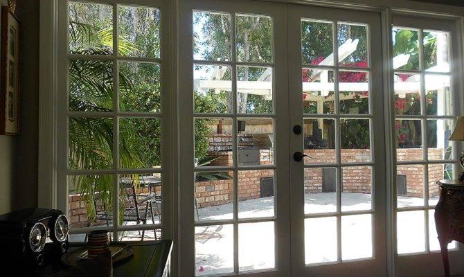 Life Gives Windows Make French Doors Chez Sabine