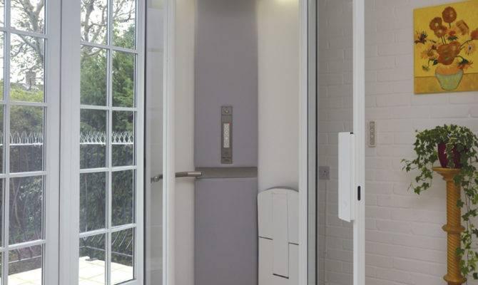 Lifestyle Home Lift Luxury Through Floor Elevator
