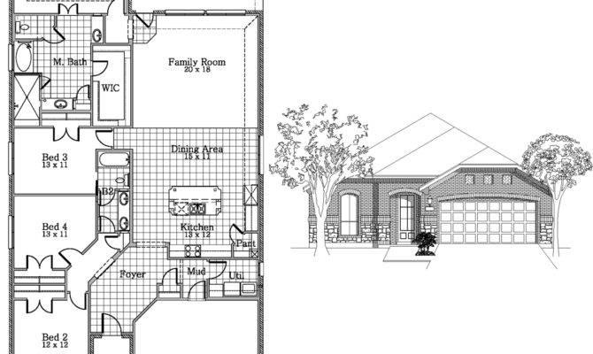 Linden Horizon Energy Efficient Floor Plans New