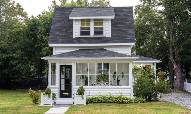 Little House Could Maine Home Design