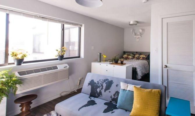 Live Large Square Foot Studio Apartment
