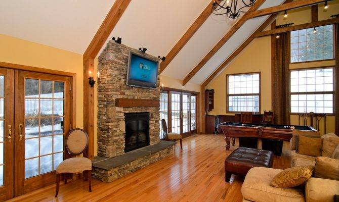 Living Room Designs Vaulted Ceiling Ideas Best Home