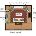 Living Room Floor Plan Design
