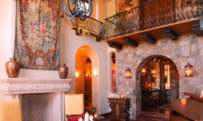 Living Room Spanish Style Design Homesfeed