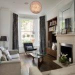 Living Room Victorian Terrace Interiors