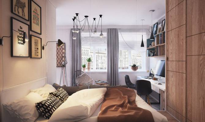Living Small Style Beautiful Apartment Plans