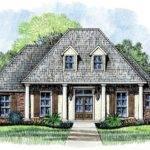 Livingston Louisiana House Plans Acadian