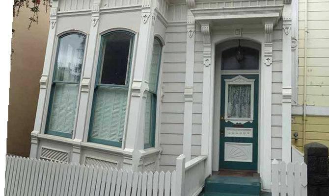 Lloyd Blog Small Victorian House San Francisco