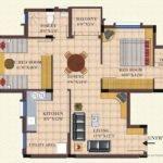 Location Map Bhk Floor Plan