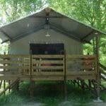 Lodge Cabin Robinson Crusoe Stilts Domaine Des