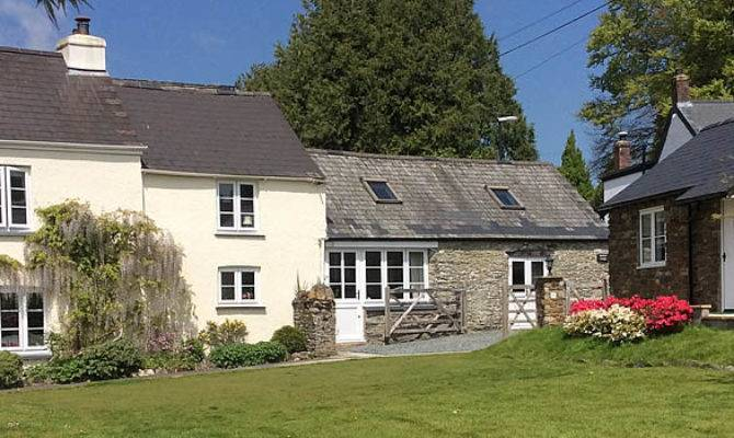 Lodge Forge Dartmoor Holiday Cottages