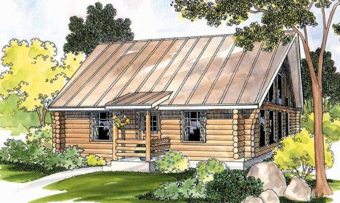 Lodge Style House Plans Clarkridge Associated Designs