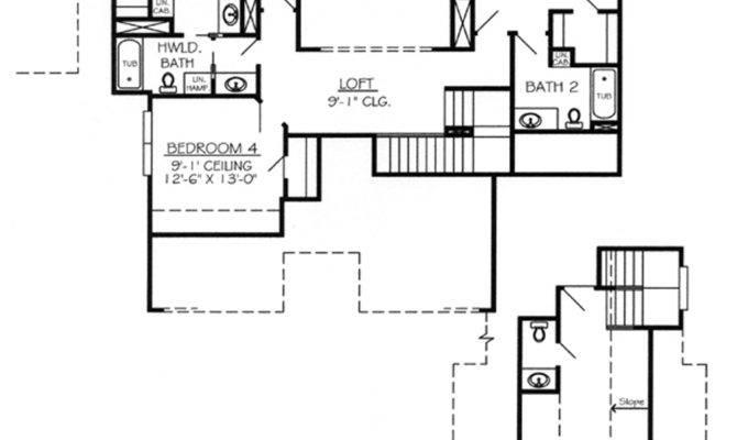 Loft Home Plans Smalltowndjs