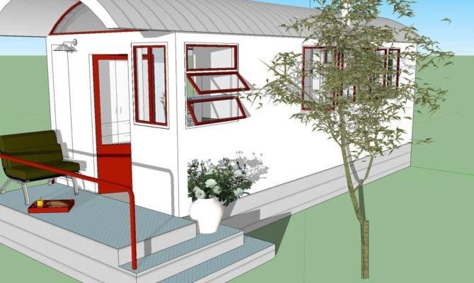Loft Tiny House Design