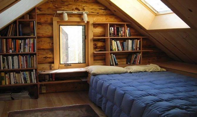 Log Cabin Alaska Boasts Wooden Architecture