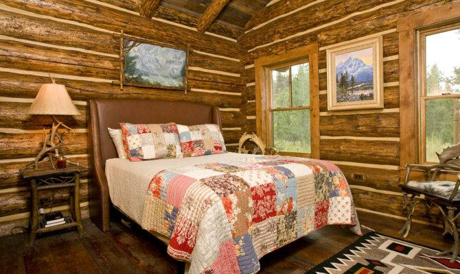 Log Cabin Decorating Rustic Ideas